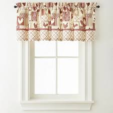 Jc Penney Curtains Martha Stewart by Home Expressions Kitchen Curtains For Window Jcpenney