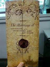 Marauders Map Wedding Invitations Best 25 Invitation Ideas Awesome