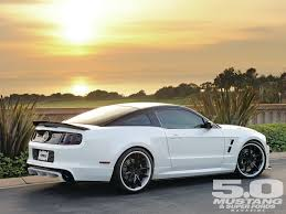 2013 Ford Mustang GT Shade Runner & Image Gallery