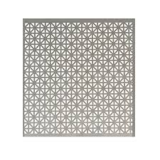 Decorative Sheet Metal Banding by The Home Depot