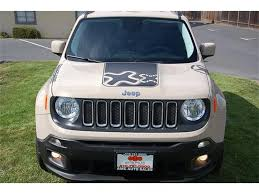 Brake And Lamp Inspection Fremont Ca by 2016 Jeep Renegade Latitude 4dr Suv In Fremont Ca Amc Auto Sales