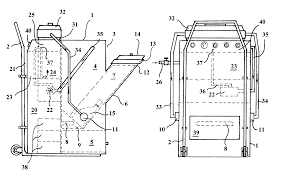 Patent US6945180 - Miniature Garbage Incinerator And Method For ... Mobile Incinerator Diagram Illinois On The Map Of Usa Pro Seball Patent Us6945180 Miniature Garbage Cinerator And Method For Cadian Environmental Aessment Registry Home Design House Style Topology In Networking Commercial Fraconating Column Diagram Incinerators Library Management System Design Office Sequence Diagrams Examples Garbage Rowenta Iron Repair Price Dayton Thermostat Wiring Floor Document Map Of Ice Hockey Goal Dimeions Site Plan A Home Compost Toilets Biogas Systems The Tiny Life