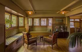 100 Frank Lloyd Wright Houses Interiors Furniture Designer Curbed