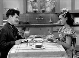 chaplin and paulette goddard in modern times 1936