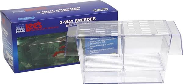 Lee's Aquarium & Pet 3-way Breeder