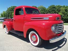 100 50 Ford Truck 19 F1 12 Ton Pickup For Sale ClassicCarscom CC990994