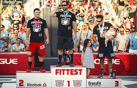The Future for Rich Froning CrossFit s Fittest Man on Earth