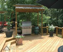 Deck Roof Ideas | Deck With Barbecue Shed From Atlanta Decking And ... Classic White Vinyl Privacy Fence Mossy Oak Fence Company Amazing Outside Privacy Driveway Gate Custom Cedar Horizontal Installed By Titan Supply Backyards Enchanting Backyard Co Charlotte 12 22 Top Treatment Arbor Inc A Diamond Certified With Caps Splendid Near Me Standard Wood Front Stained Companies Roofing Download Cost To Yard Garden Design 8 Ft Tall Board On Backyard