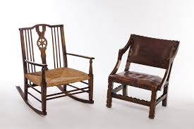 Two Antique Apprentice Chairs That Look Adorable Arts Crafts Mission Oak Antique Rocker Leather Seat Early 1900s Press Back Rocking Chair With New Pin By Robert Sullivan On Ideas For The House Hans Cushion Wooden Armchair Porch Living Room Home Amazoncom Arms Indoor Large Victorian Rocking Chair In Pr2 Preston 9000 Recling Library How To Replace A An Carver Elbow Hall Ding Wood Cut Out Stock Photos Rustic Hickory Hoop Fabric Details About Armed Pressed Back