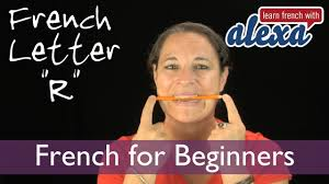 How To Pronounce R In French From Learn French With Alexa YouTube