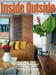 Home Decor Magazines Pdf by 15 Best Inside Outside Magazine Images On Pinterest Inside