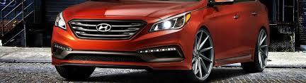 2017 Hyundai Sonata Accessories & Parts at CARiD