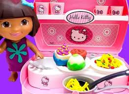 Dora The Explorer Kitchen Set India by Toy Kitchens For Toddlers Fisher Price Play Food Dora Kitchen Set