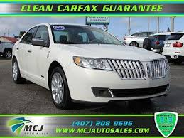 2012 lincoln mkz for sale with photos carfax