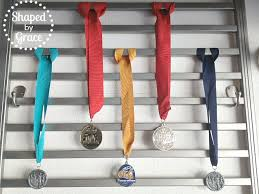 I Have A Few More Medals In Box Somewhere But No Excuses On Not Hanging Them Up Now That They An Official Display