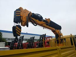 100 Truck Mounted Boom Lift China Sino Cdw New Design Crane