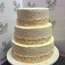2 Tier Wedding Cake with Buttercream and Edible Decoration Picture
