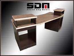 Omnirax Presto 4 Studio Desk Black Dimensions by Sound Dog Music Products