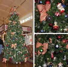 Disneys All Star Movie Resort Has Reels Pinned In The Branches Of Tree At Music Ornaments Are You Guessed It Musical