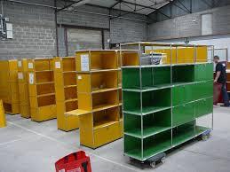 meuble de bureau design awesome meuble usm haller 13 lot de mobilier de bureau design 60