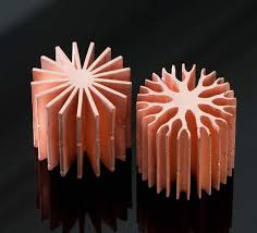 Heat Sink Materials Comparison by Natural Design For Heat Sinks Topsight Led Lighting
