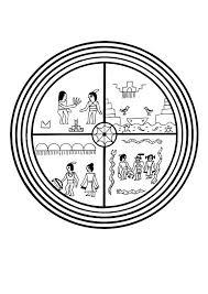 Shaman Mandala Legend Of The Snake