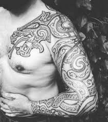 80 Traditional Viking Tattoos Designs Ideas 2018