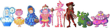 300304 Doublemaximus Candyland Characters