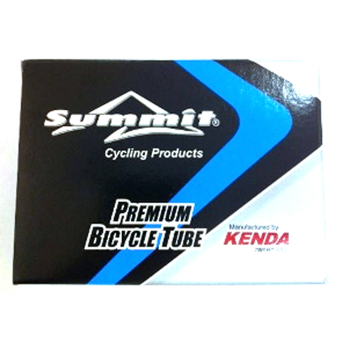 Kenda Presta Bike Tube, Black, 700cm x 28/32C