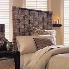 Pottery Barn Seagrass Headboard by Contemporary Seagrass Headboard Best House Design Make Seagrass