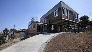 104 Container Homes Would You Pay 800 000 To Live In A Home Made Out Of Shipping S Los Angeles Times
