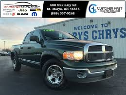 Dodge Ram 1500 Truck For Sale In Van Wert, OH 45891 - Autotrader