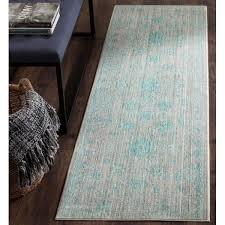 Teal Living Room Rug by Teal Ivory Area Rug