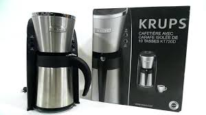 Krups Coffee Makers Reviews Maker Manual Fme2