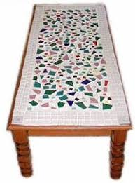 i want to do a custom mexican tile top on the kitchen table we