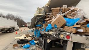 100 Truck Driving Schools In Fresno Ca Lifornia Driver Dies After 2semi Crash On I40 Near Henryetta