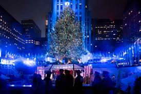 Rockefeller Center Christmas Tree Facts 2014 by A Safe Night At Rockefeller Center Christmas Tree Lighting Nypd News