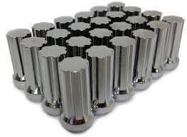 Chrome Duplex Spline Acorn Lug Nut (Long) 7 Spline Truck Lug Nuts ... 24 Black Spline Truck Lug Nuts 14x20 Ford Navigator F150 Tightening Lug Nuts On Truck Tyre Stock Editorial Photo Tire Shop Supplies Tools Wheel Adapters Loose Nut Indicator Wikipedia Lug A New Stock Photo Image Of Finish 1574046 Lovely Diesel Trucks That Are Lifted 7th And Pattison Filetruck In Mirror With Spike Extended Nutsjpg Wheels Truck And Bus Wheel Nut Indicators Zafety Lock Australia 20v Two Chevy Lugnuts Lugs Nuts 4x4 2500 1500 Gmc The Only Ae86 At Sema That Towed It Tensema17