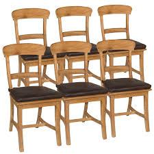 esszimmer stühle set tanja 4 stück mit holzsitzfläche
