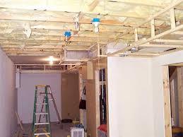 Unfinished Basement Lighting Solutions Home Desain 2018