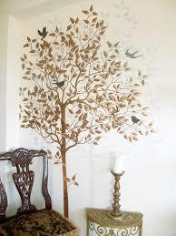 decorative stencils for walls wall stencil large tree stencil free birds stencil wall