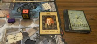 Help Cards In Clue World Of Harry Potter