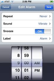 Iphone alarm Volume  Singletrack Forum