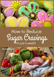 reduction cuisine addict how to reduce sugar cravings in just a week sugar cravings