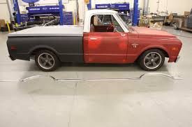 Installing Side Molding On A 1968 Chevy C10 - Hot Rod Network