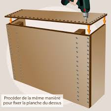 fabriquer un tiroir coulissant maison design bahbe