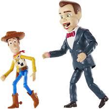 Disney Toy Story 4 Figuras Woody Y Benson 30 Cm 2019