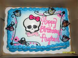 Ideas Birthday Cake Designs Walmart