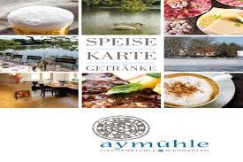 aymühle fischerstüble september april unsere