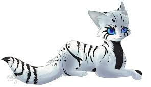 warrior cat a character in a fanfiction warrior cat book clicky closed